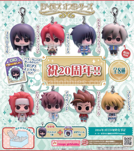 "CHARA FORTUNE ""Tales of"" Series 8Pack BOX (Pre-order)"
