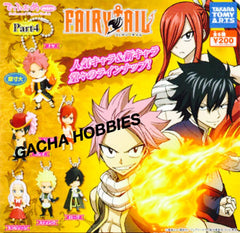 Fairy Tail Keychain Set Part 4