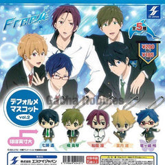 Free! Keychain Set vol. 2