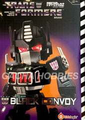 Transformers Mecha Nation Action Figure 02 Black Convoy