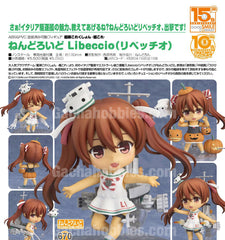Nendoroid Kantai Collection Libeccio Limited (Pre-order)