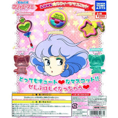 Angel Creamy Mami LOVE ☆ sweets collection all five Keycahin
