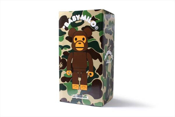 0d053429 BE@RBRICK 1000% Baby Milo Limited (In-Stock) – Gacha Hobbies
