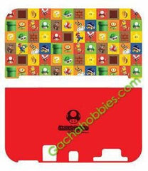 New 3DS LL Super Mario Soft Cover (Pre-order)