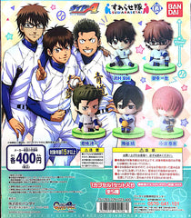 Ace of Diamond Mini Figurine Set