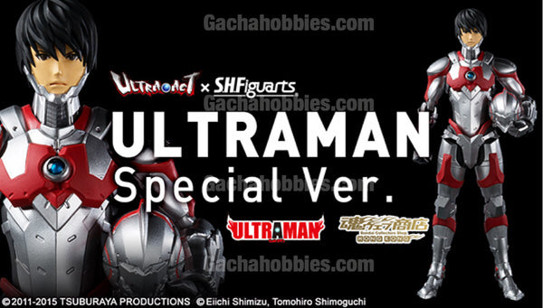 ULTRA-ACT x S.H.Figuarts Ultraman Special Ver. Tamashii Limited (Pre-order)