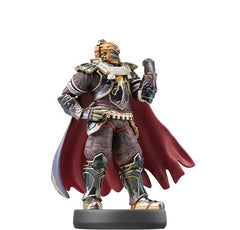 Amiibo Ganondorf Smash Brothers Series