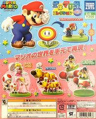 Super Mario Figures Set