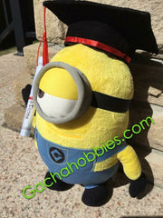 Graduation Minion Stuart