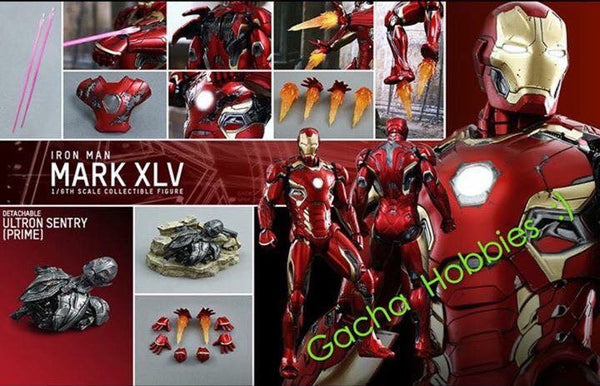 Hottoys Ironman Mark 45 XLV Diecast Movie Master Series (in-stock)
