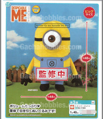 Despicable Me Minion Made Stuart Plush (Pre-order)