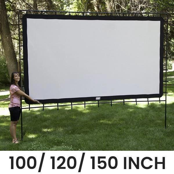 🎁Portable Giant Outdoor Movie Screen🎁 50% OFF