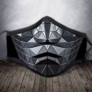 WARRIOR Fabric Face Mask