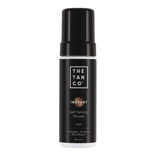 The Tan Co. Selbstbräuner Mousse - Instant/ Dark - The Tan Co