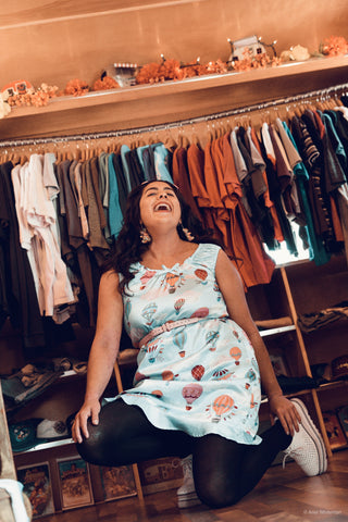 Vintage Trailer Boutique Online Thrift Shopping in southern California Personal Stylist