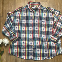 VINTAGE BUTTON-UP