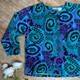 VINTAGE 80's RETRO SWEATER
