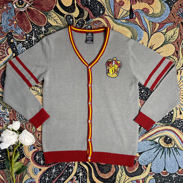 THRIFTED HARRY POTTER CARDIGAN