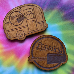 POPSIKLE SHOP MAGNETS