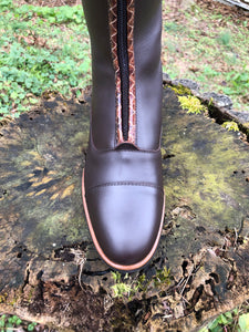Kingsley London 01 Dressage Boot