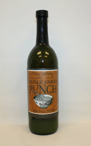 Colonial Williamsburg Orange Ginger Punch, 25oz