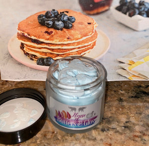 Blueberry Pancake Scented Body Butter