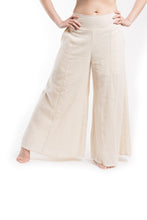 Load image into Gallery viewer, Breathe Wide-leg Pants- Natural