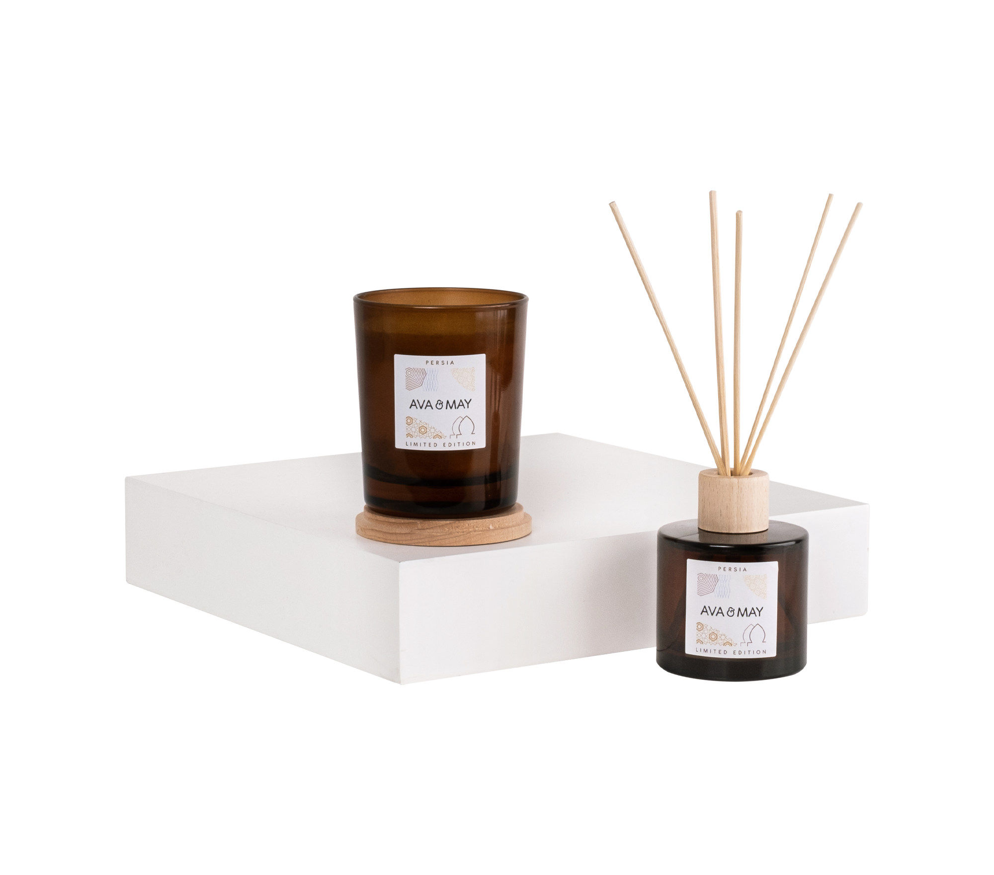 Perse Home Fragrance Set