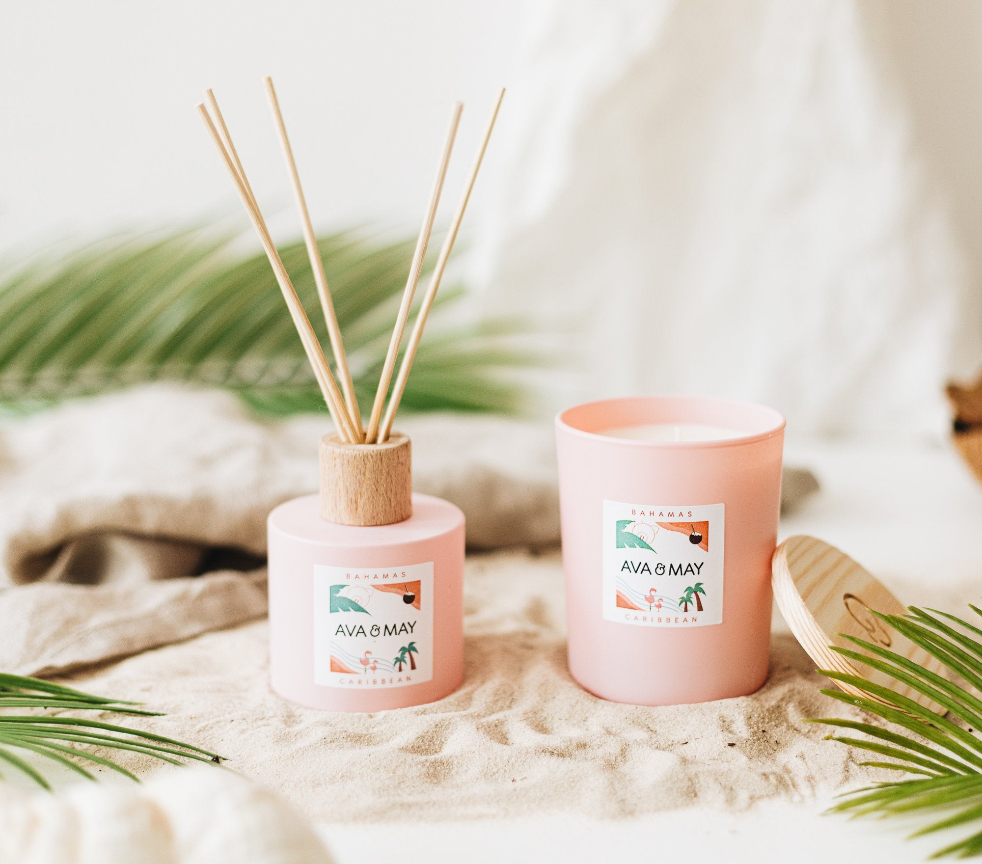 Set Bahamas Home Fragrance