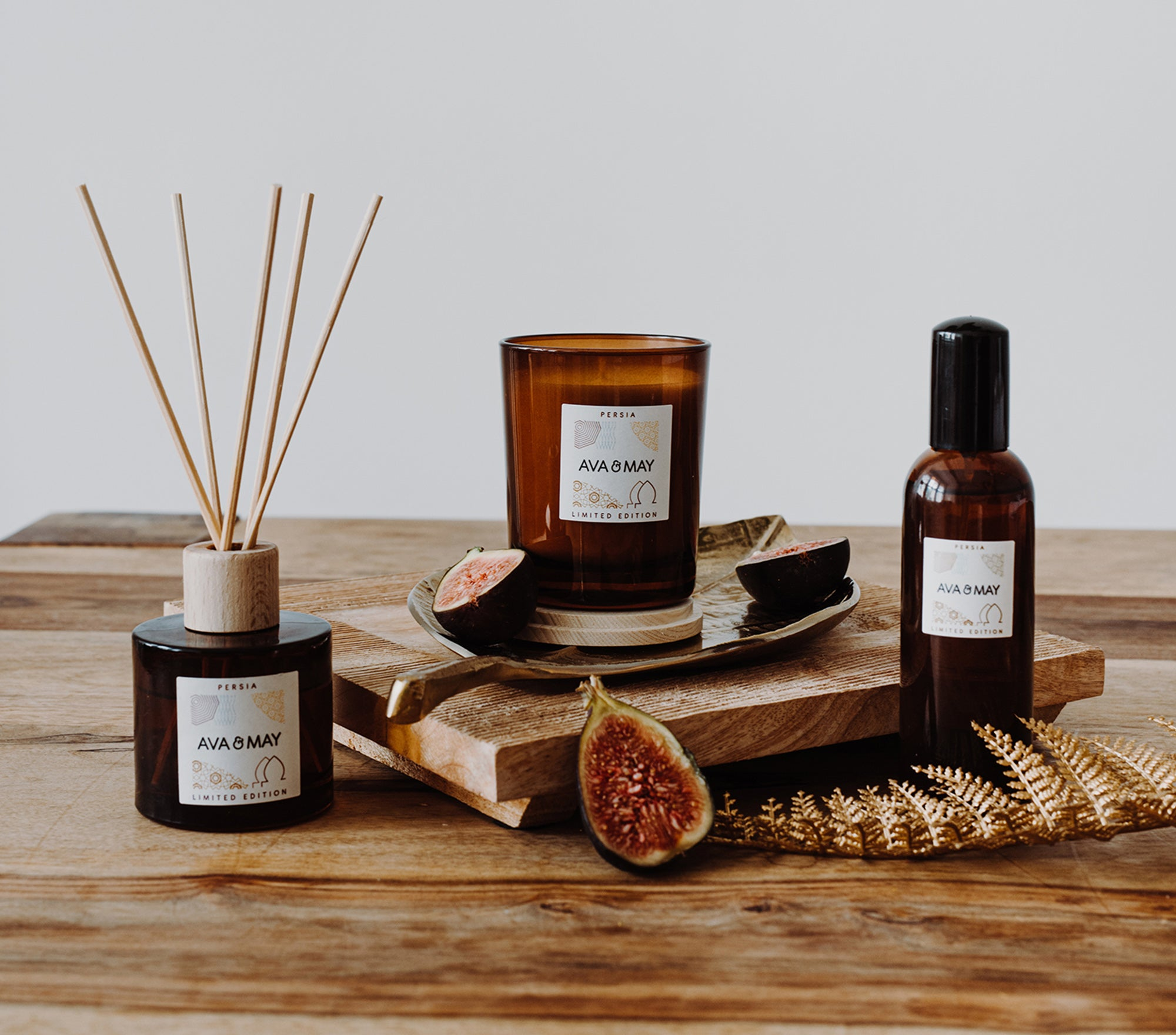 Perse Home Fragrances Collection