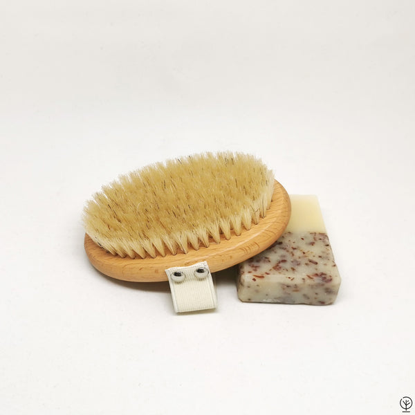 Detox & Glow Dry Body Brush