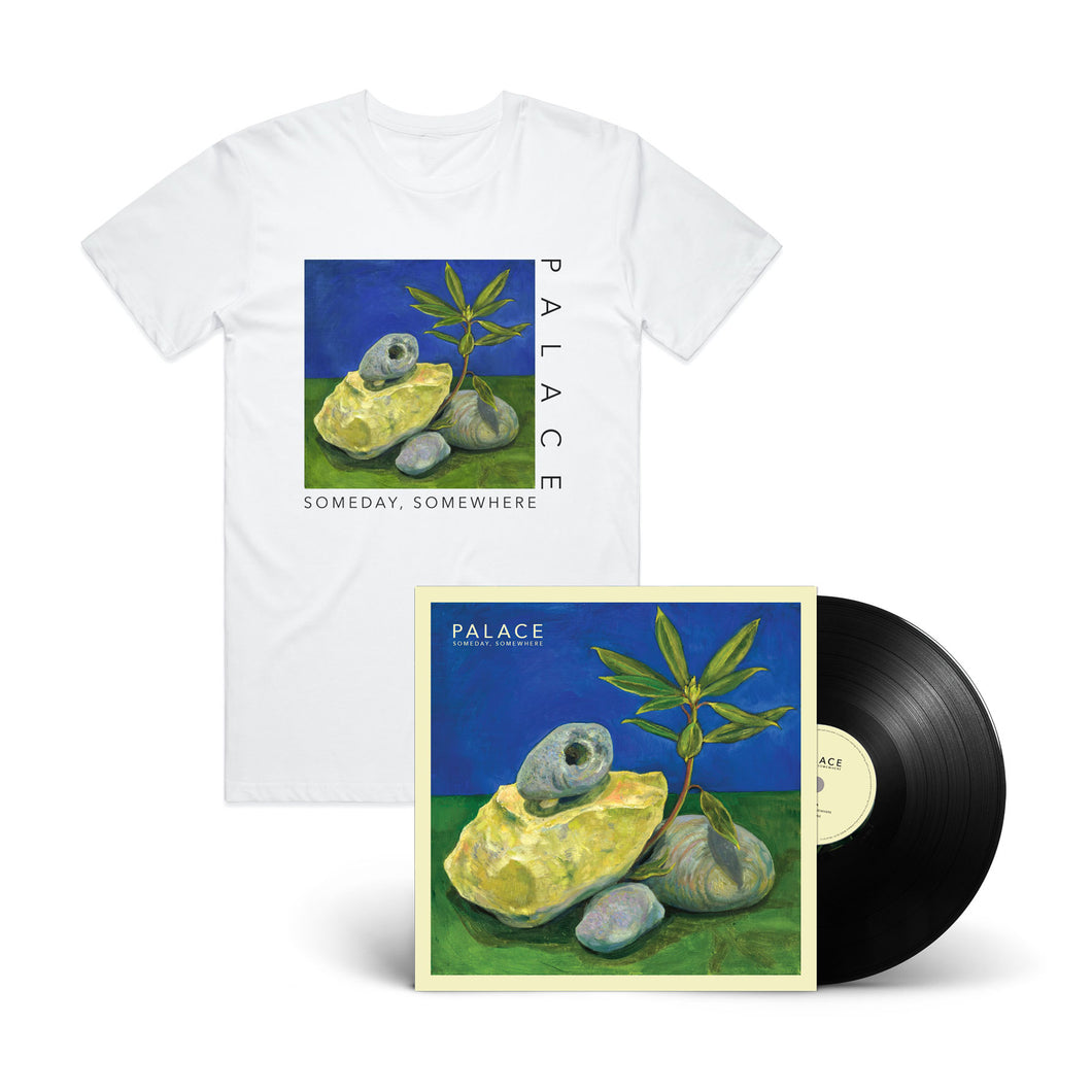 Someday, Somewhere Bundle (Vinyl EP + T-Shirt) *PRE-ORDER + SIGNED PRINT*
