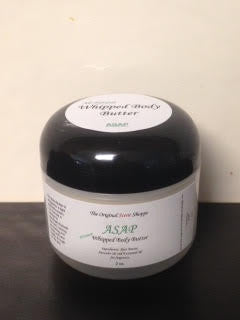 2 oz. Whipped Body Butter