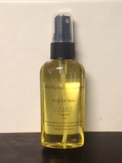 2 oz. Body Oil Spray