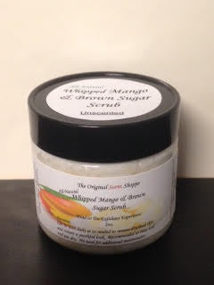 2 oz. Whipped Mango & Brown Sugar Scrub
