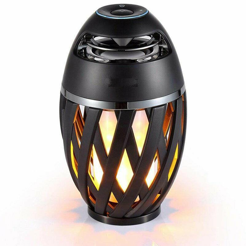 Flame Light Bluetooth Speaker - TOV Collection