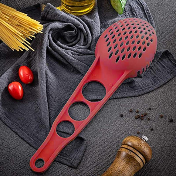 3in1 Pasta Scoop Colander