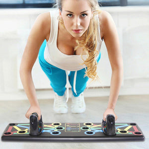 14in1 Push Up Gym Board - TOV Collection