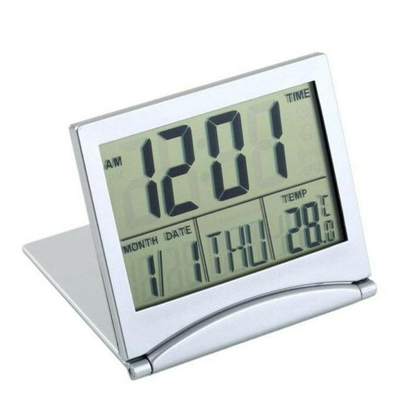 Folding Travel Digital Clock - TOV Collection