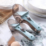 Adjustable Quantitative Measuring Spoon
