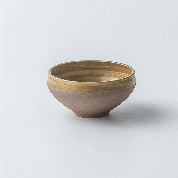 Akihiko Antique Serving Bowl - TOV Collection