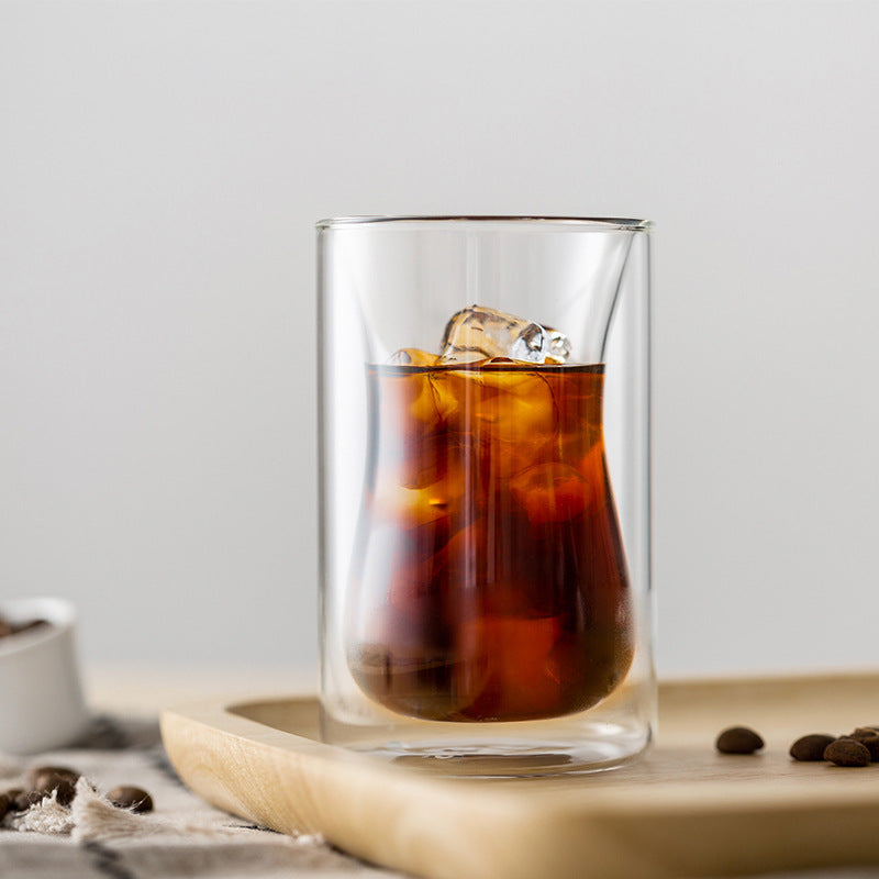 Cafede Kona Double-Wall Coffee Glass