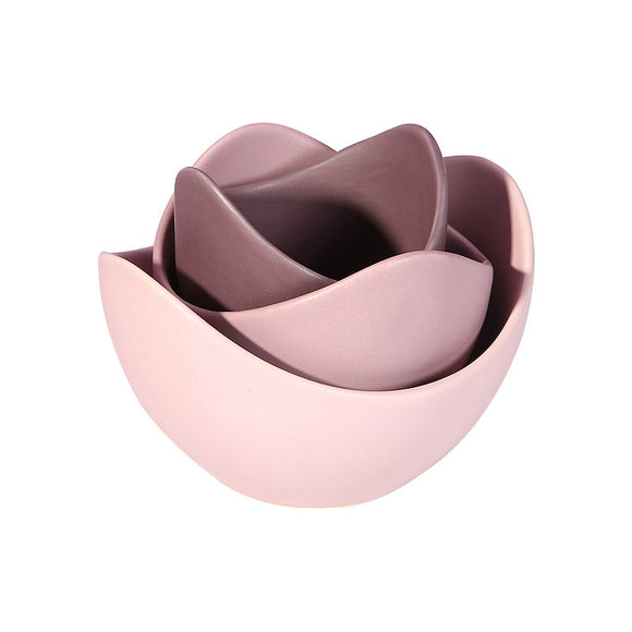 Crescent 3-Piece Bowl Set