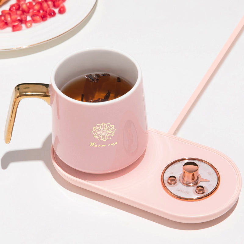 Luxe Coaster Cup Warmer