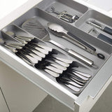Large Cutlery Drawer Storage Box