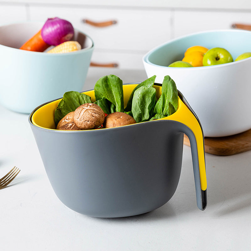 Newair Double-layer Vegetable Colander