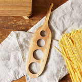 Wooden Spaghetti Measurer