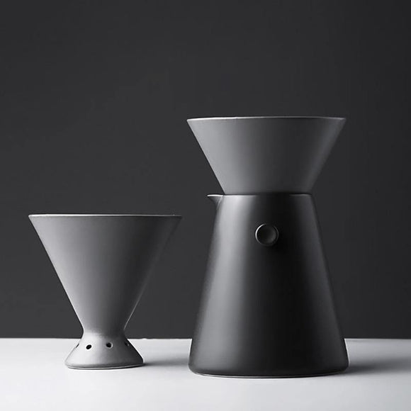 Woodpecker V60 Pour-Over Coffee Dripper Kit - TOV Collection
