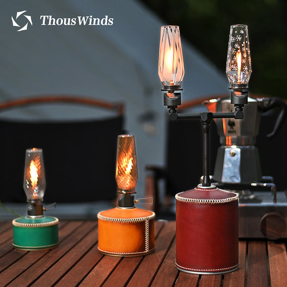 Thous Winds Little Lamp Nocturne Gas lantern Camping Lamp Portable Gas Lamp Tent Night Lights - HYM Store