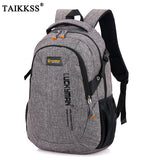 2020 New Fashion Men's Backpack Bag Polyester Laptop Backpack Computer Bags - HYM Store